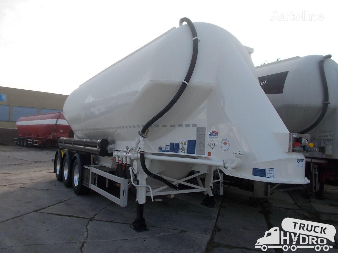 silo cisterna FELDBINDER EUT 35.3