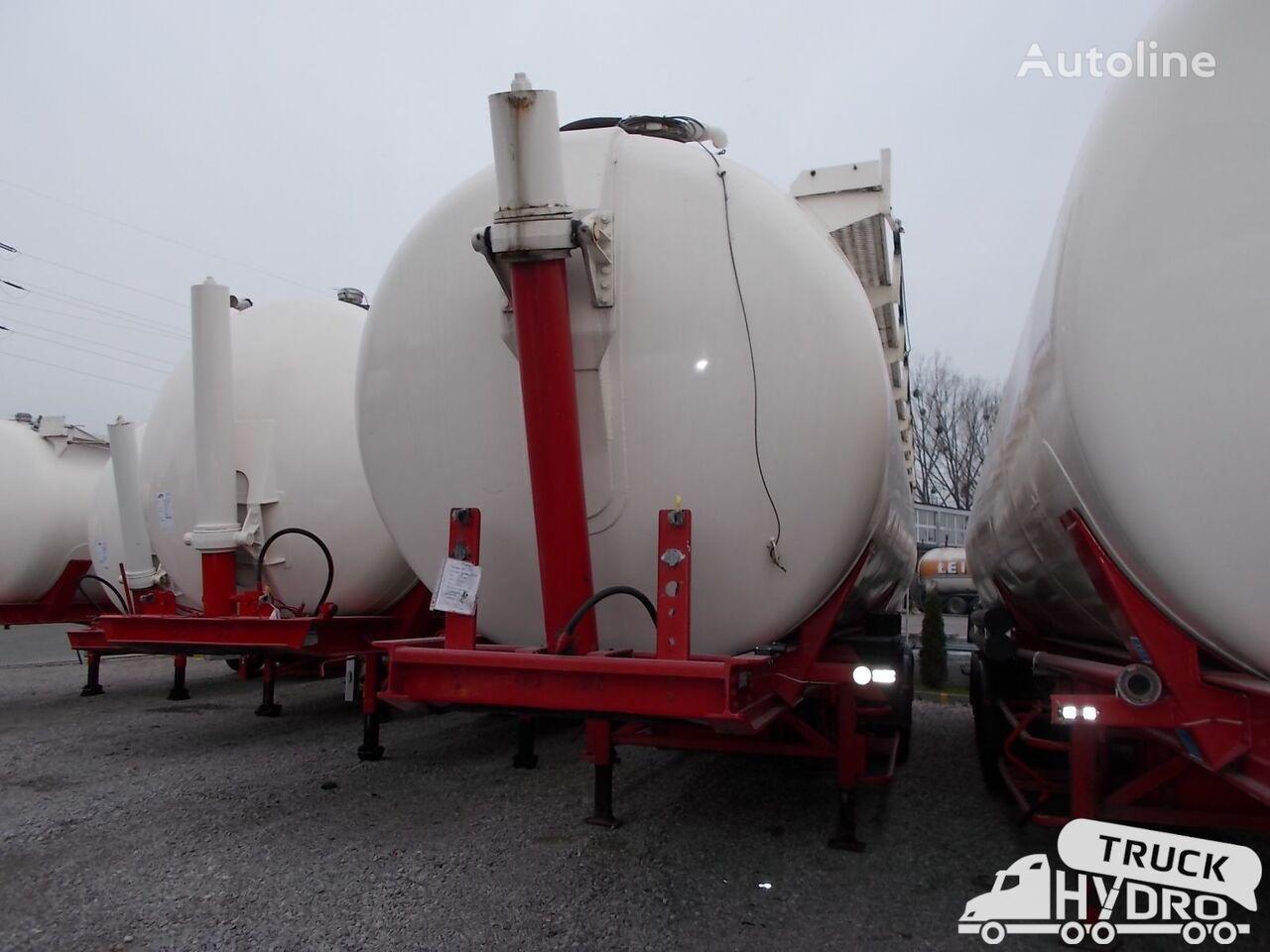 silo cisterna SPITZER SK 2463 CAL - HS24V !!!