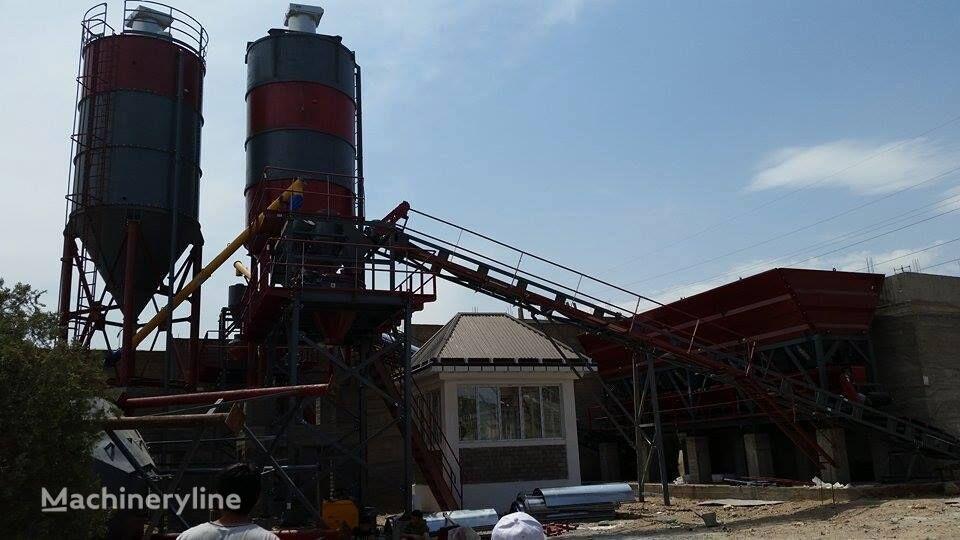 nový betonárna FABO POWERMIX-60 CONCRETE  PLANT | READY