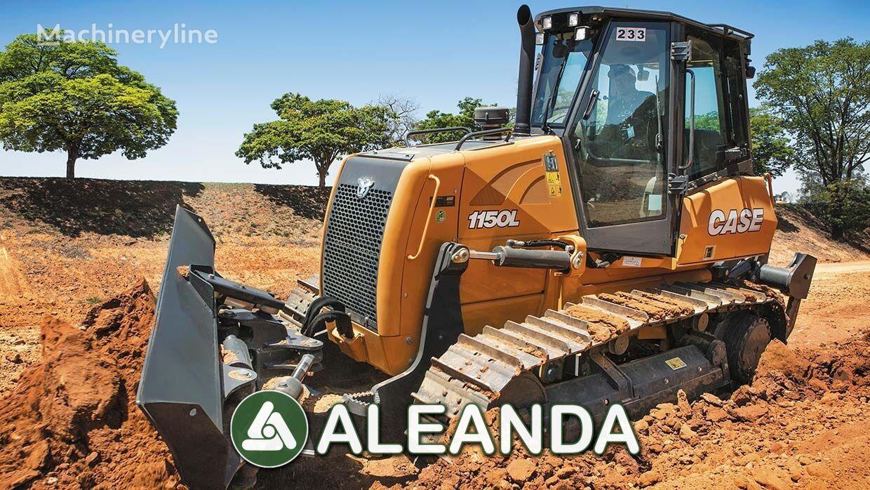 nový buldozer CASE 1150 L