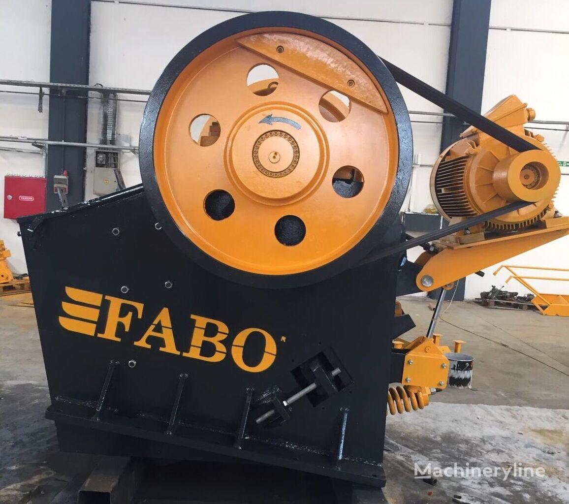 nový čelisťový drtič FABO CLK-90 SERIES 120-180 TPH PRIMARY JAW CRUSHER