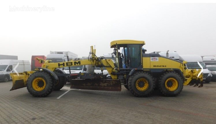 grejdr HBM-NOBAS BG240 TA-5 / 6x6 / 23t / low mileage