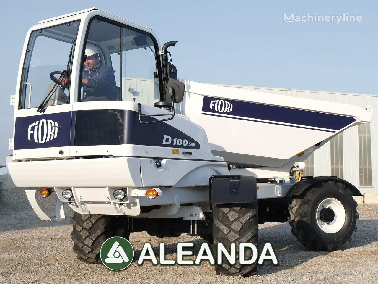nový minidumper FIORI D 100 SW