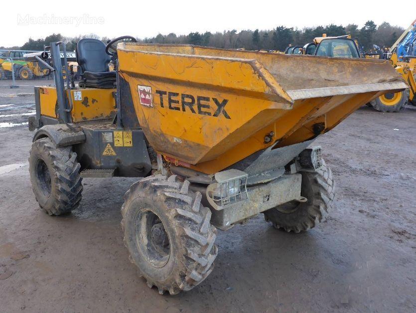 minidumper TEREX TA3S, obrotowe 3 tony