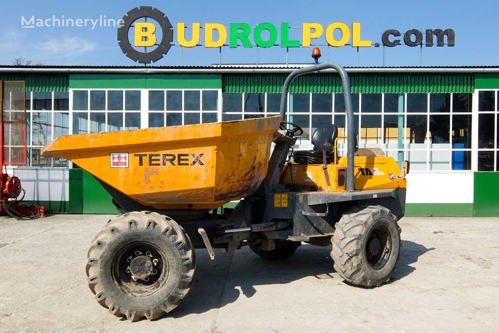 minidumper TEREX TA6S, obrotowe 6 ton