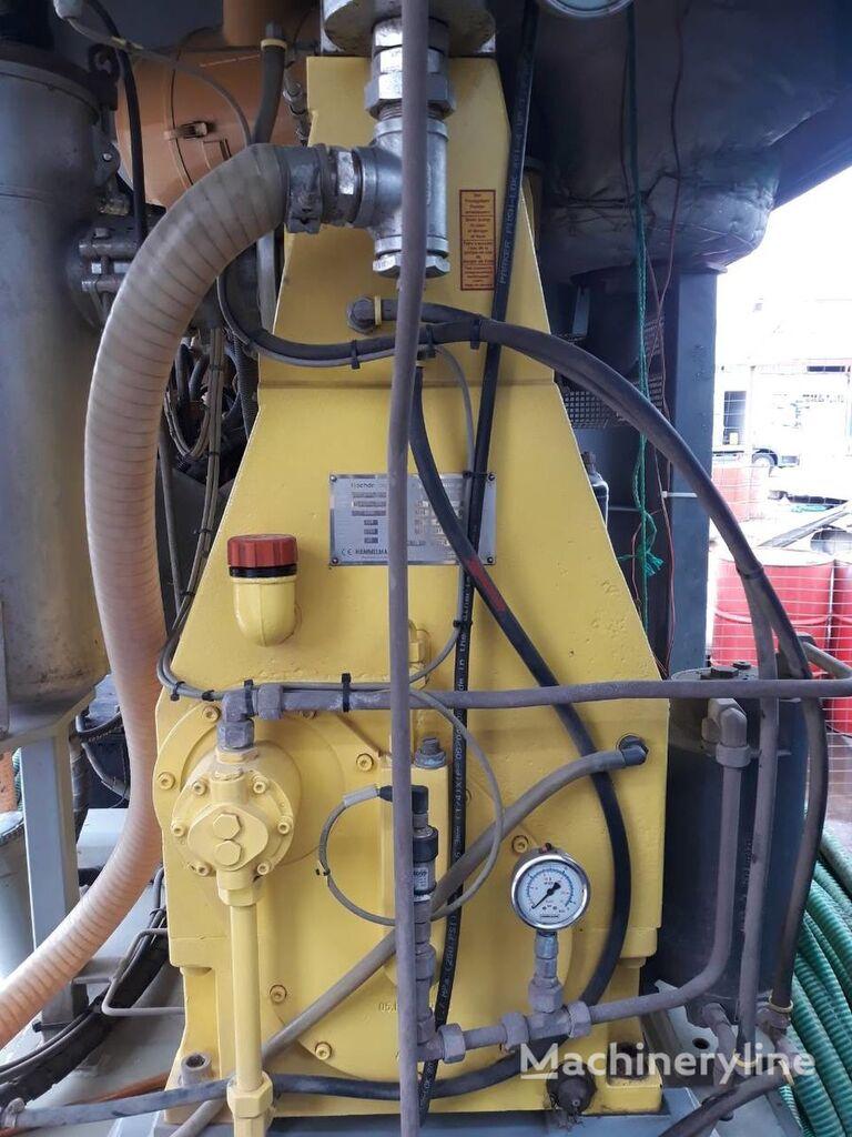 motorové čerpadlo CATERPILLAR HAMMELMANN HDP 253-S1600-25