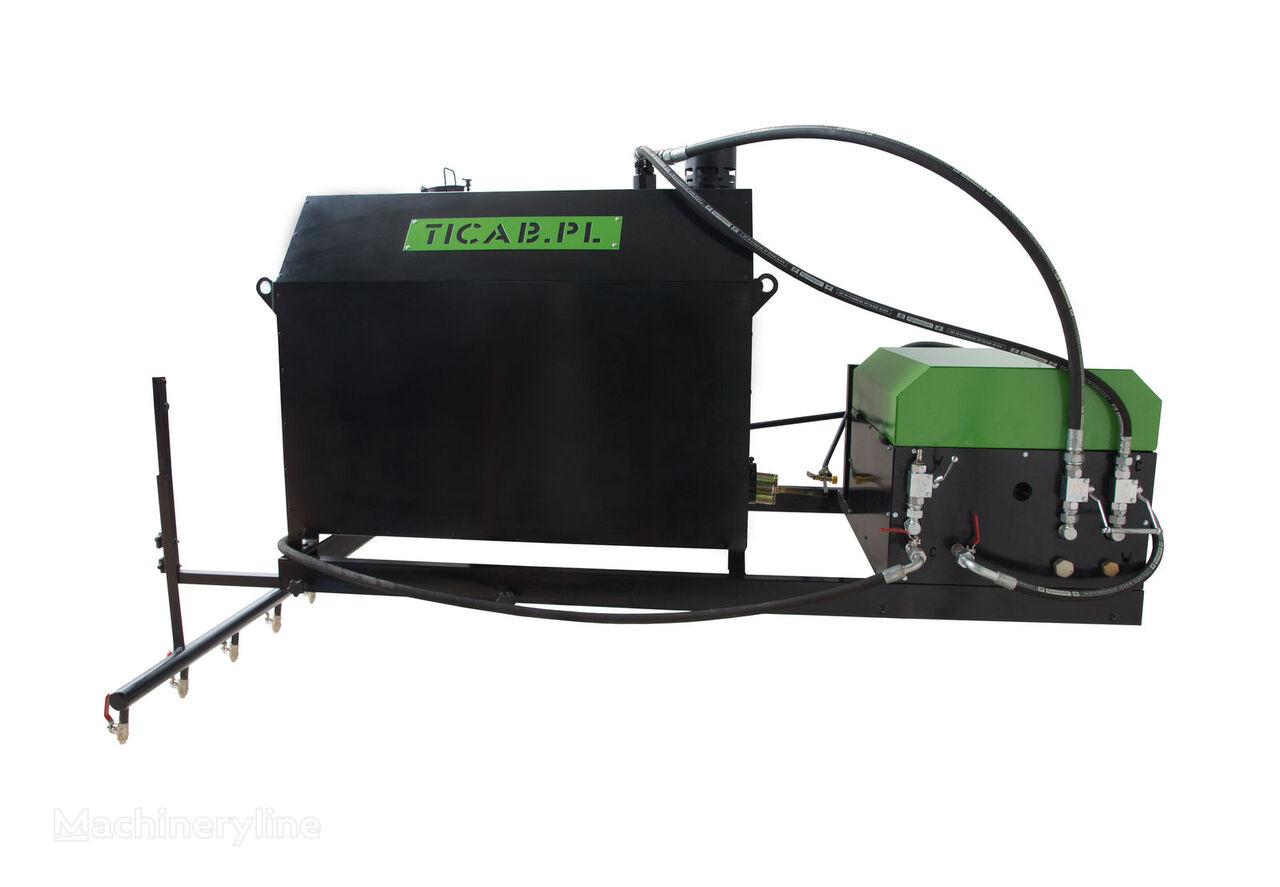 nový rozstřikovač asfaltu Bitumen distributor BS-1000