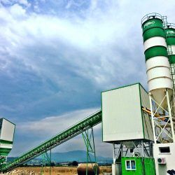 nový silo cementu FABO 100 TONS BOLTED SILO READY IN STOCK NOW BEST QUALITY