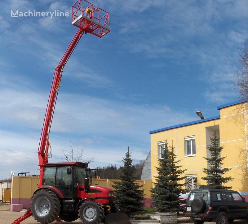 teleskopická plošina BLUMING Podemnik BL-09