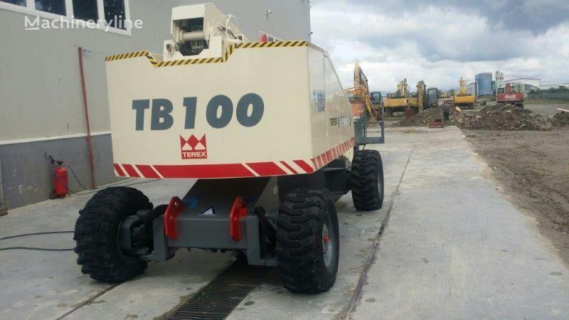 teleskopická plošina TEREX TB100