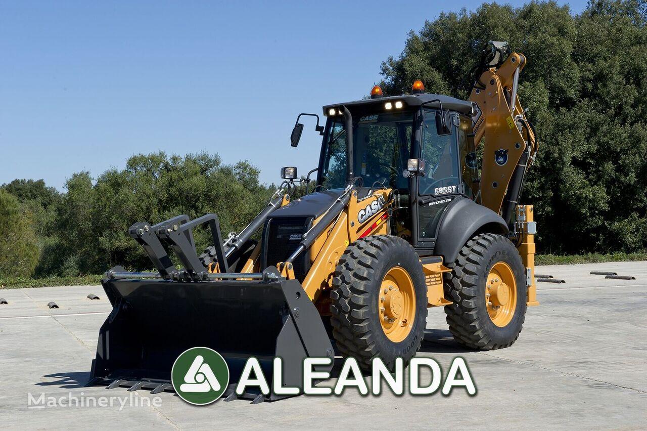 traktorbagr CASE 695 ST