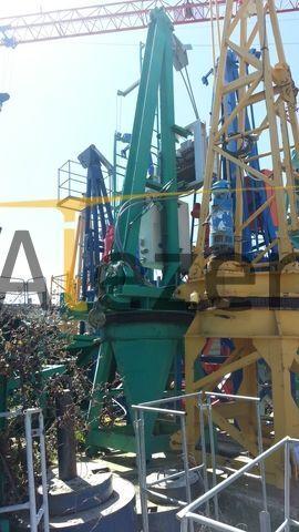 věžový jeřáb JASO j 4510