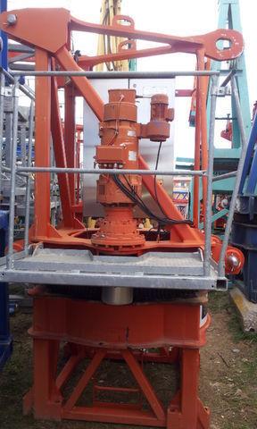 věžový jeřáb SAEZ 50 TL  4 tn opcion base y cabina