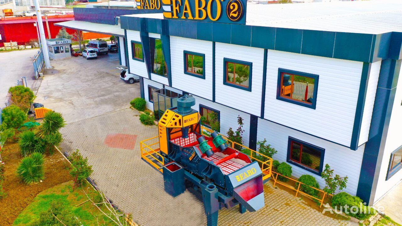 nový vibrační síto FABO DSHC-1635 DEWATERING SCREEN