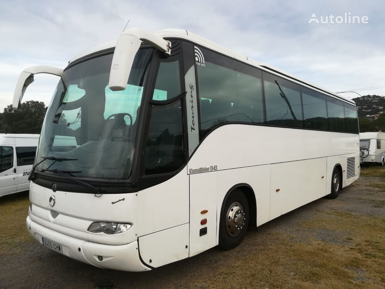 turistický autobus IRISBUS Noge Touring Eurorider