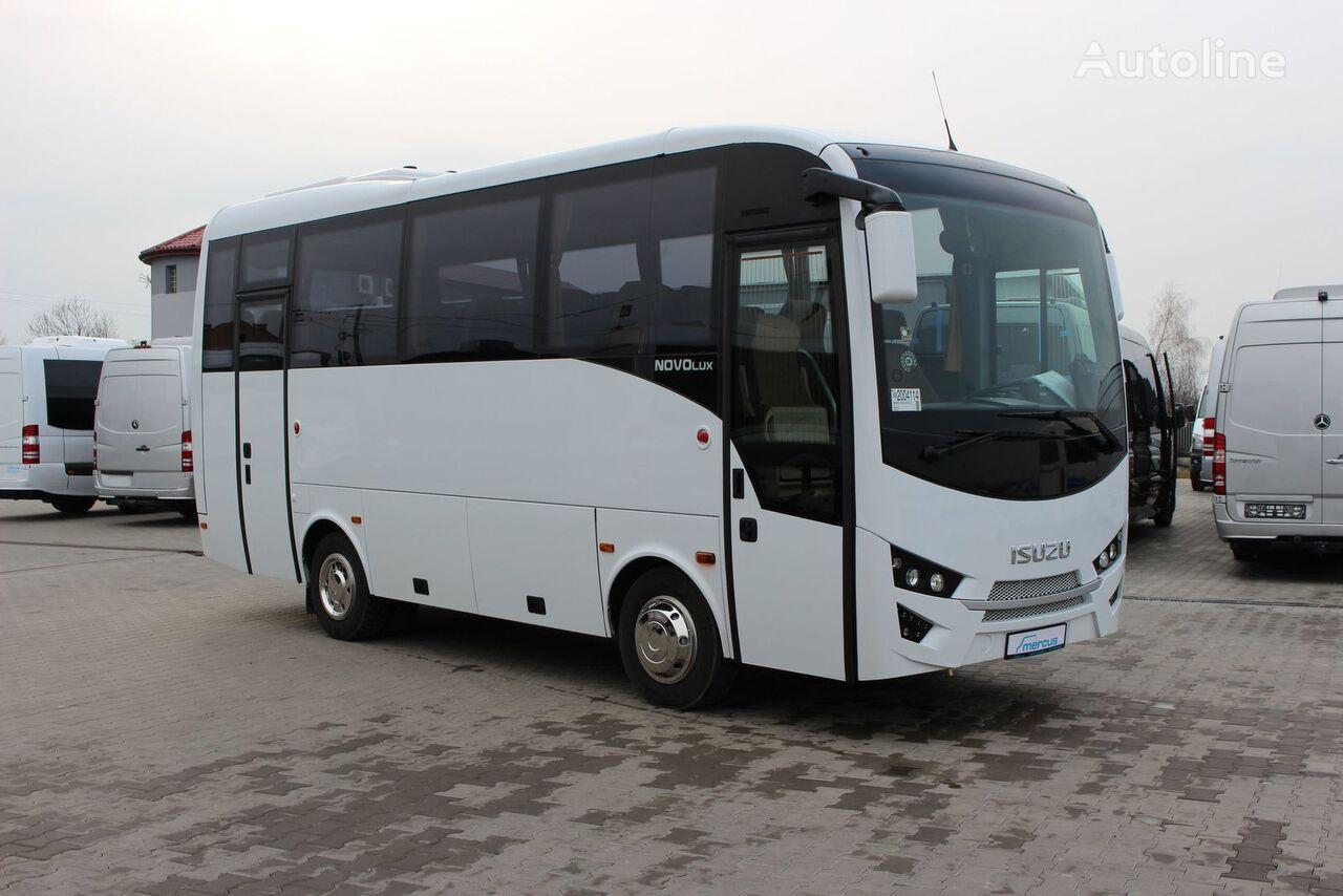 nový turistický autobus ISUZU Novo lux