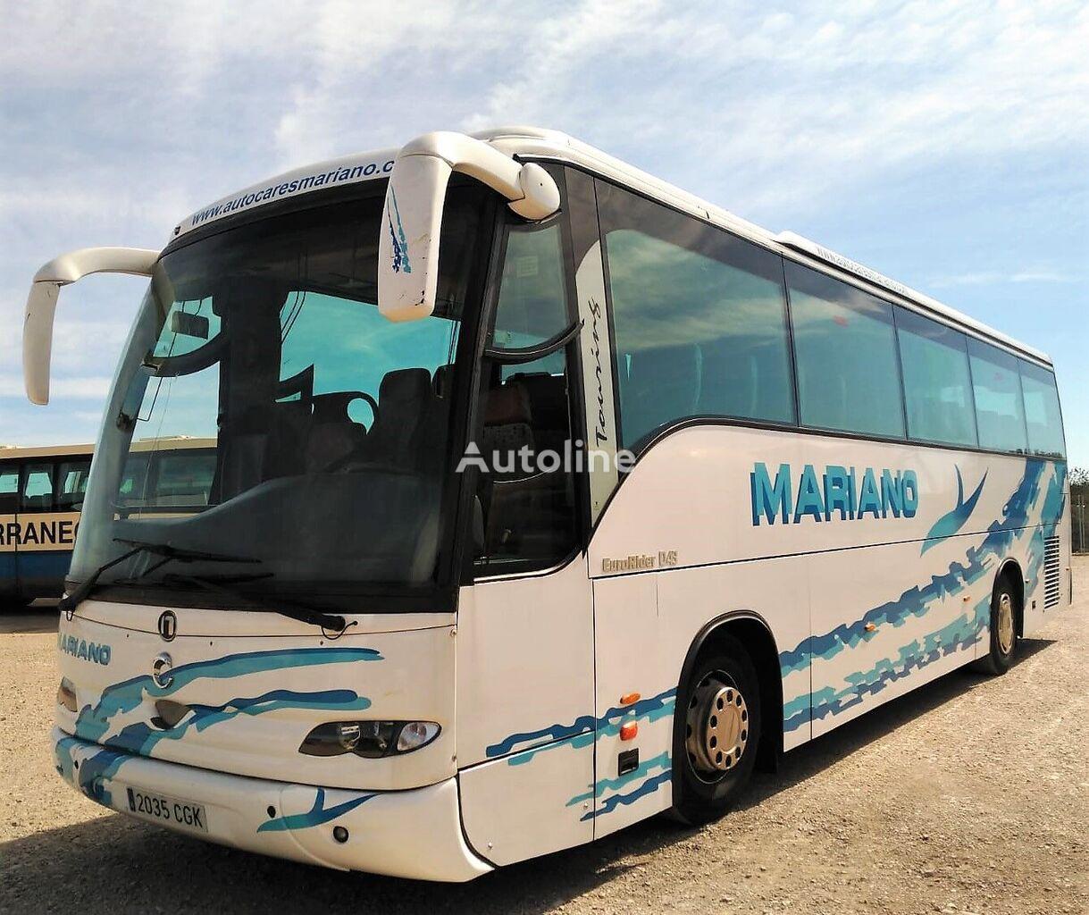 turistický autobus IVECO 397E+EURORIC35A SRI+57PAX NOGE TOURING