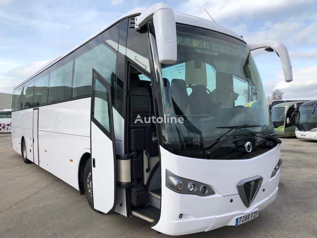 turistický autobus IVECO EURORIDER C45A NOGE TOURING 54+1+1+WC