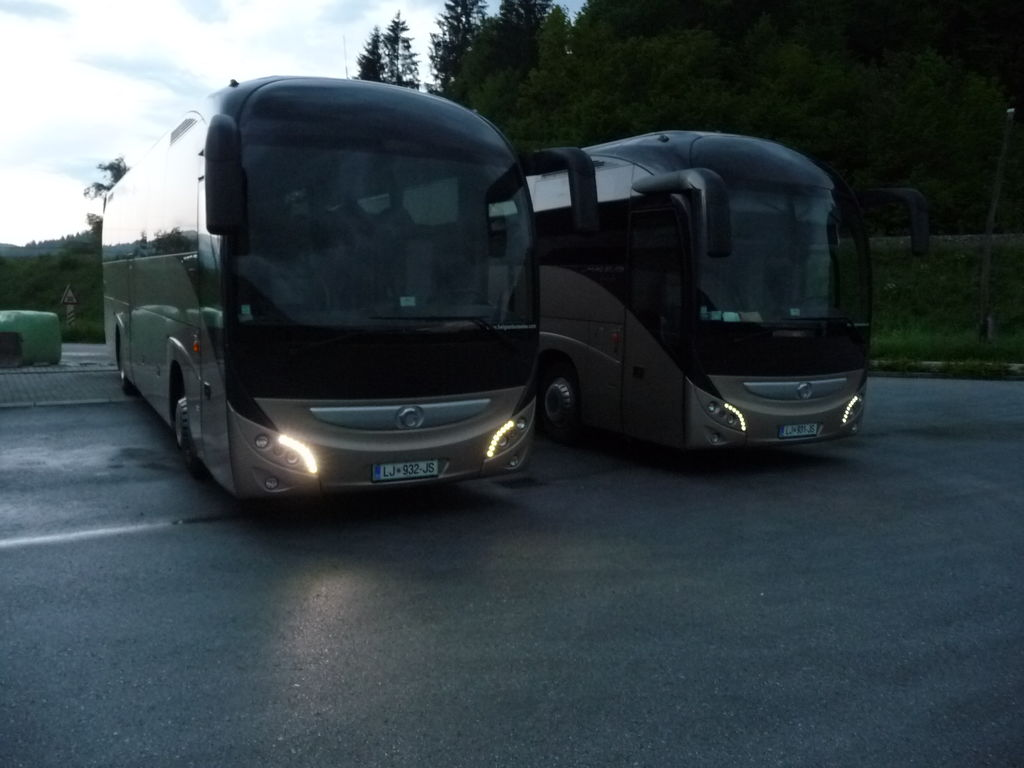 turistický autobus IVECO MAGELYS PRO