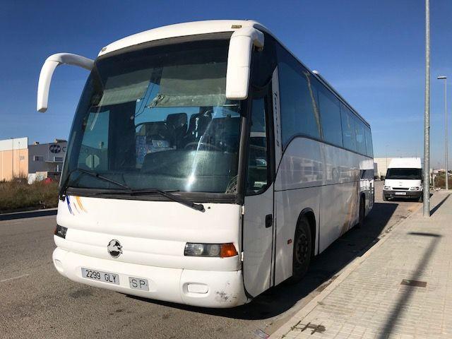 turistický autobus IVECO eurorider 35
