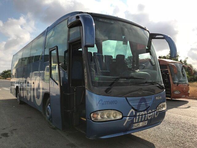turistický autobus MAN 18