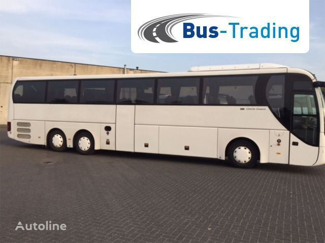 turistický autobus MAN LION S COACH L EEV Euro 5 R08