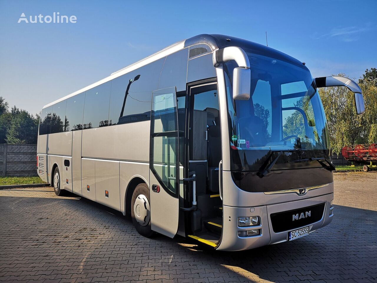turistický autobus MAN Lion's Coach