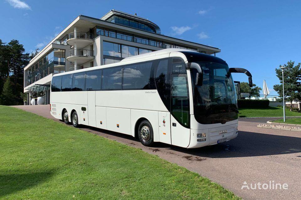turistický autobus MAN Lions Coach R08 Euro 6 ( nylackerad!! )