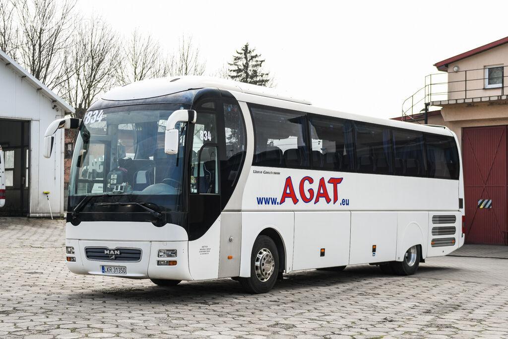 turistický autobus MAN Lions Coach Supreme R07 Euro 5, 51 Pax