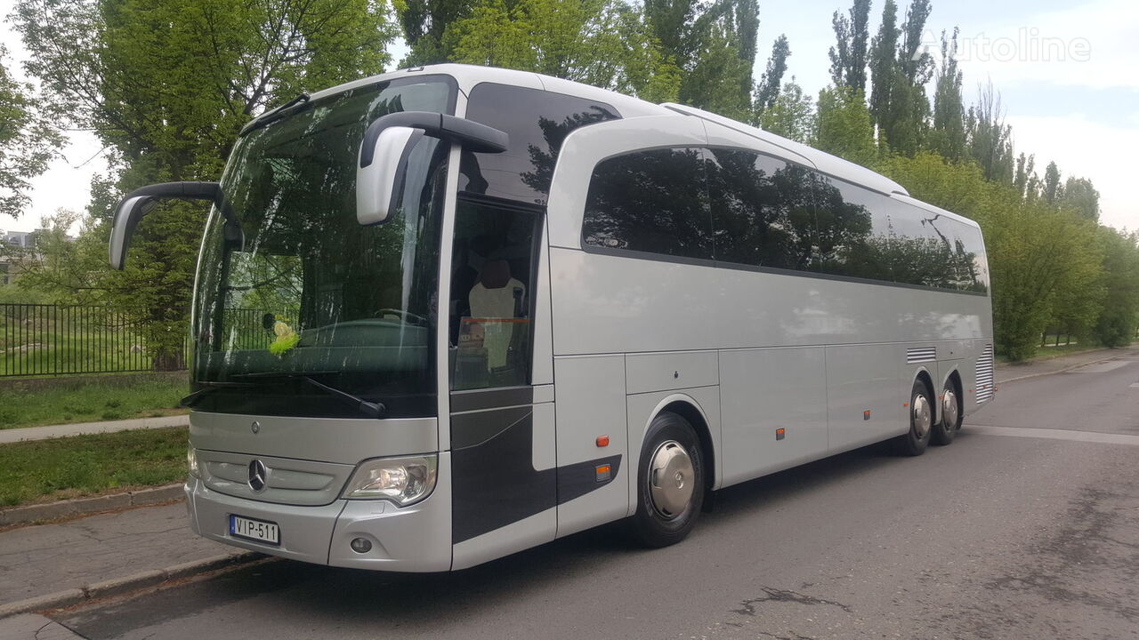 turistický autobus MERCEDES-BENZ Travego 16 RHD