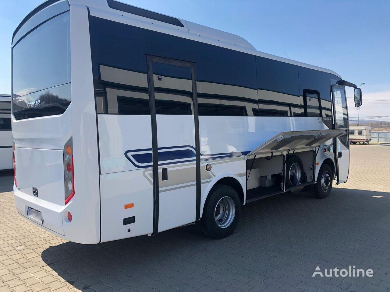 nový turistický autobus OTOKAR Sultan Comfort