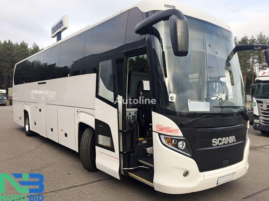 turistický autobus SCANIA Higher Touring HD