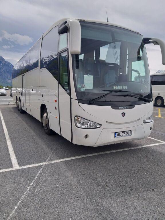 turistický autobus SCANIA Irizar