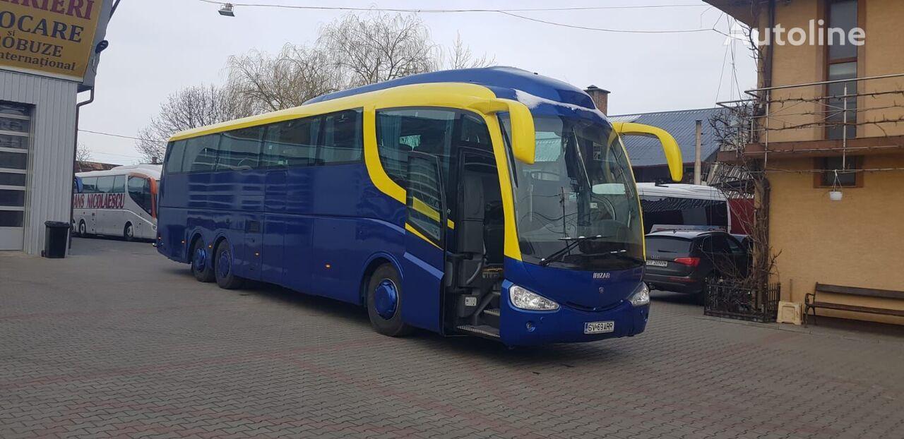 turistický autobus SCANIA Irizar PB