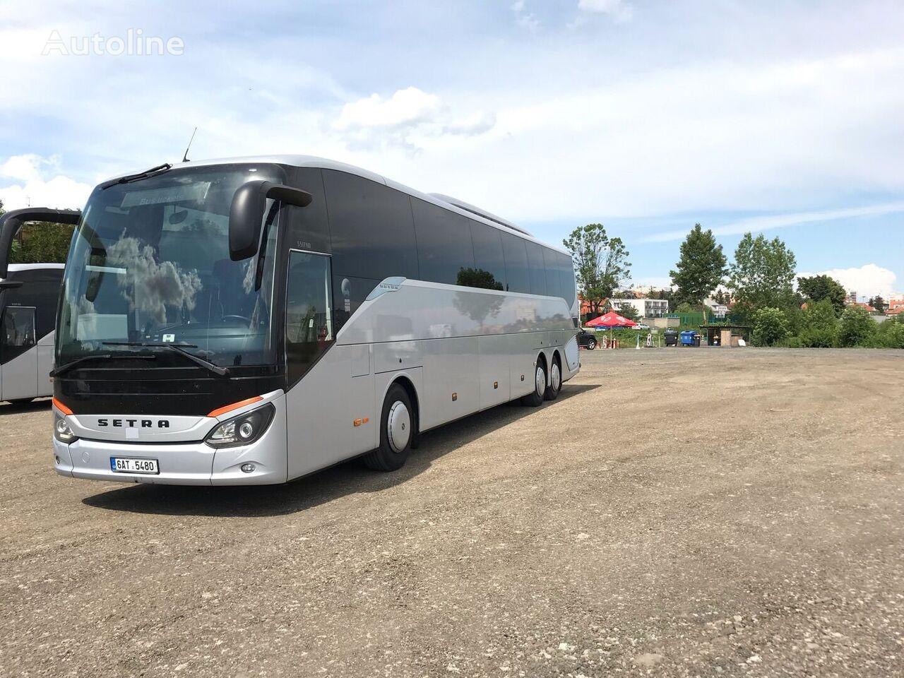 turistický autobus SETRA ComfortClass S 517 HD