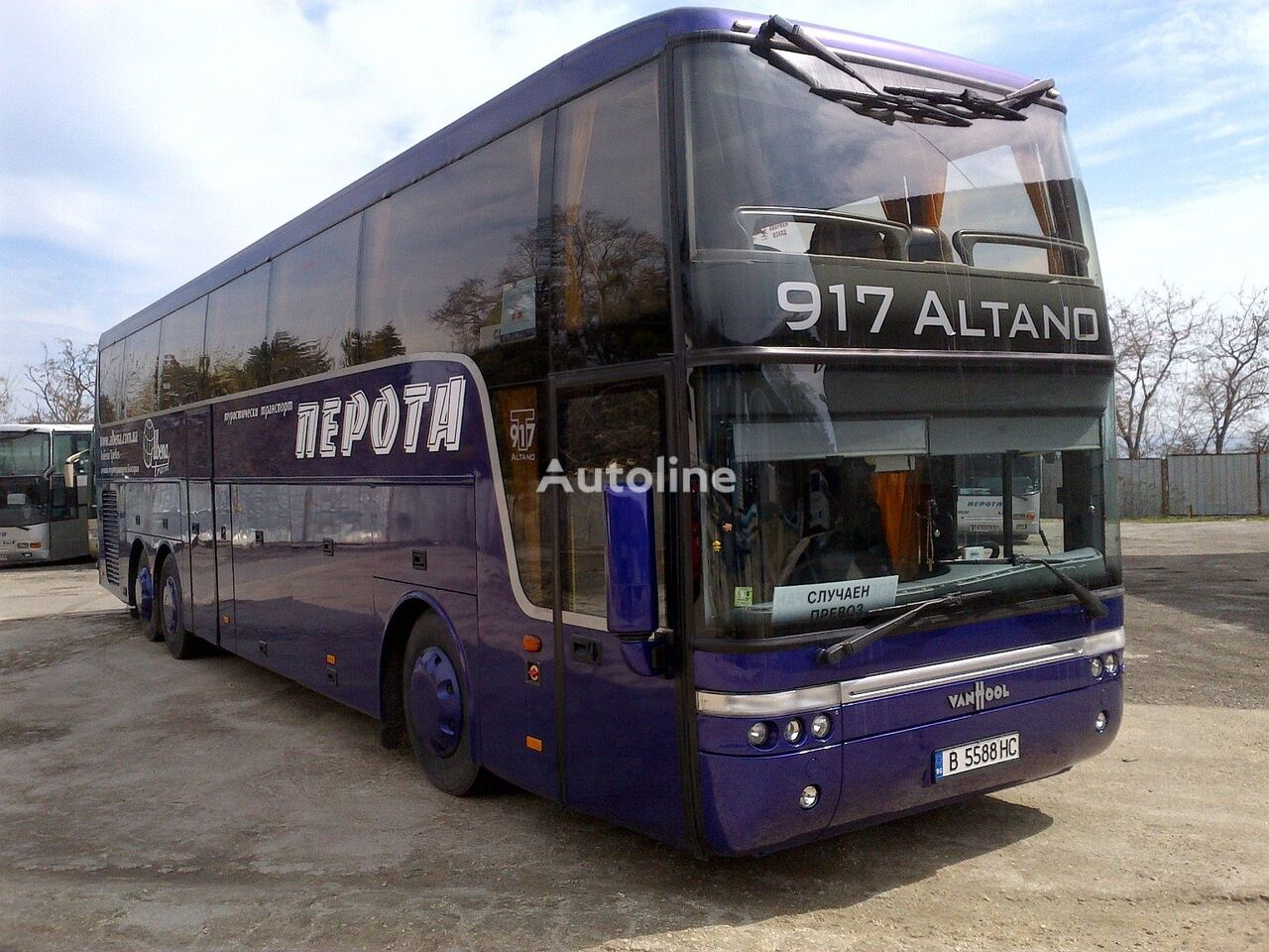turistický autobus VAN HOOL T917 ALTANO