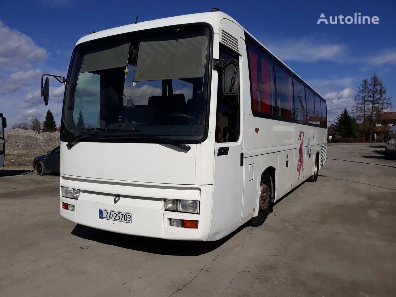 vyhlídkový autobus RENAULT FR1 / EXPORT POUR AFRIQUE / ANVERS / HAMBURG
