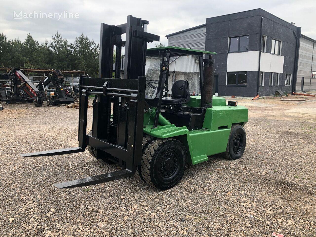 vidlicový vozík CLARK C500 Y155D ze Szwajcarii