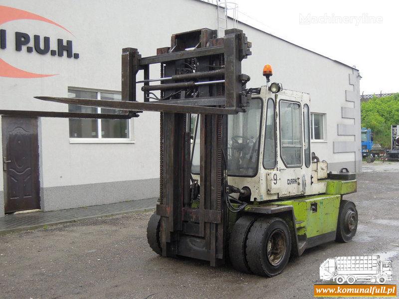 vidlicový vozík CLARK DPL75