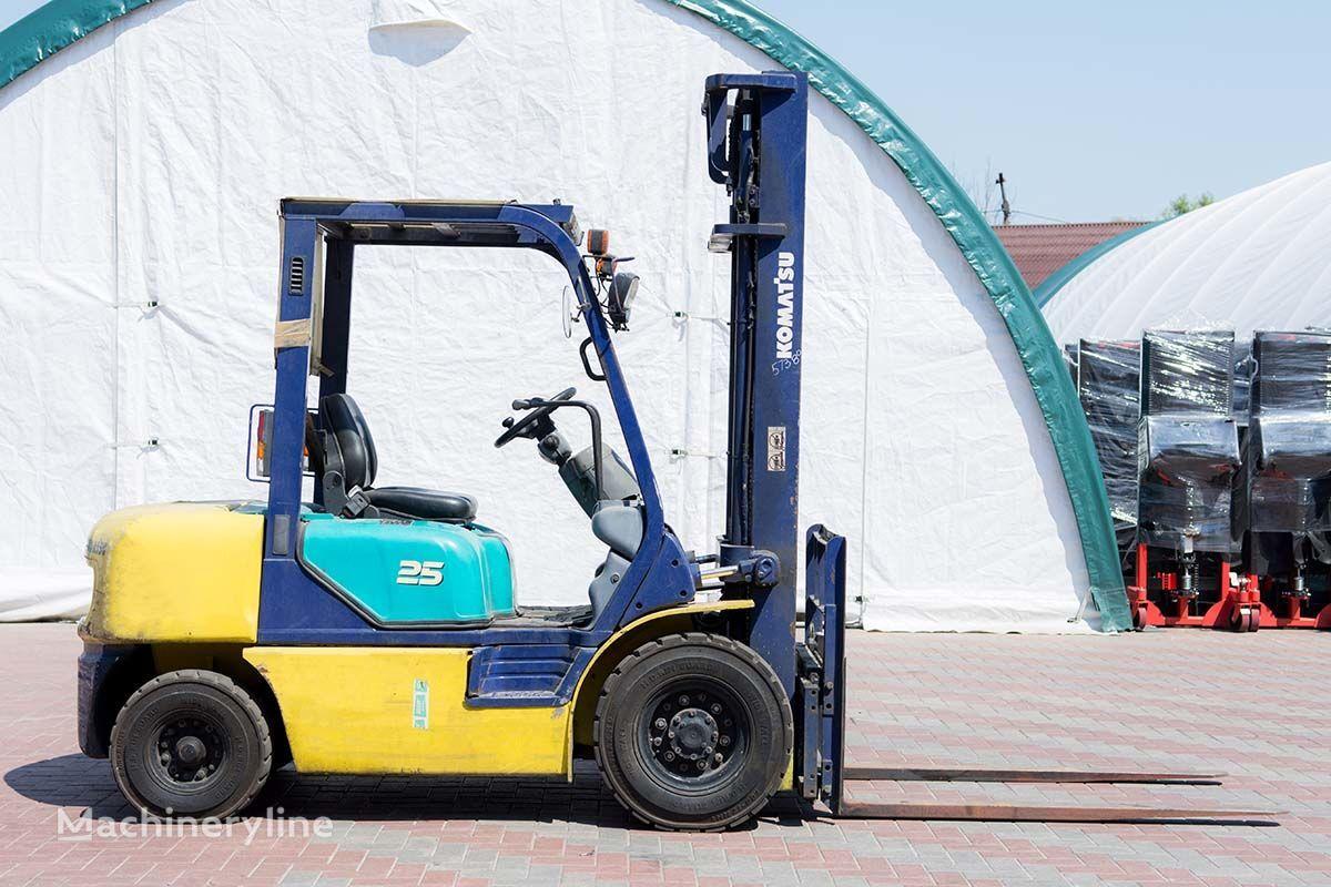 vidlicový vozík KOMATSU FD25HT12
