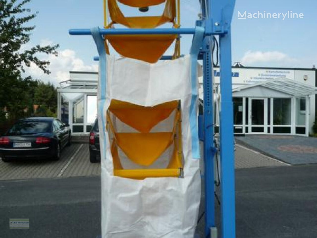 nový balicí stroj EURO-Jabelmann Einzel Big-Bag-Füller BBF, NEU