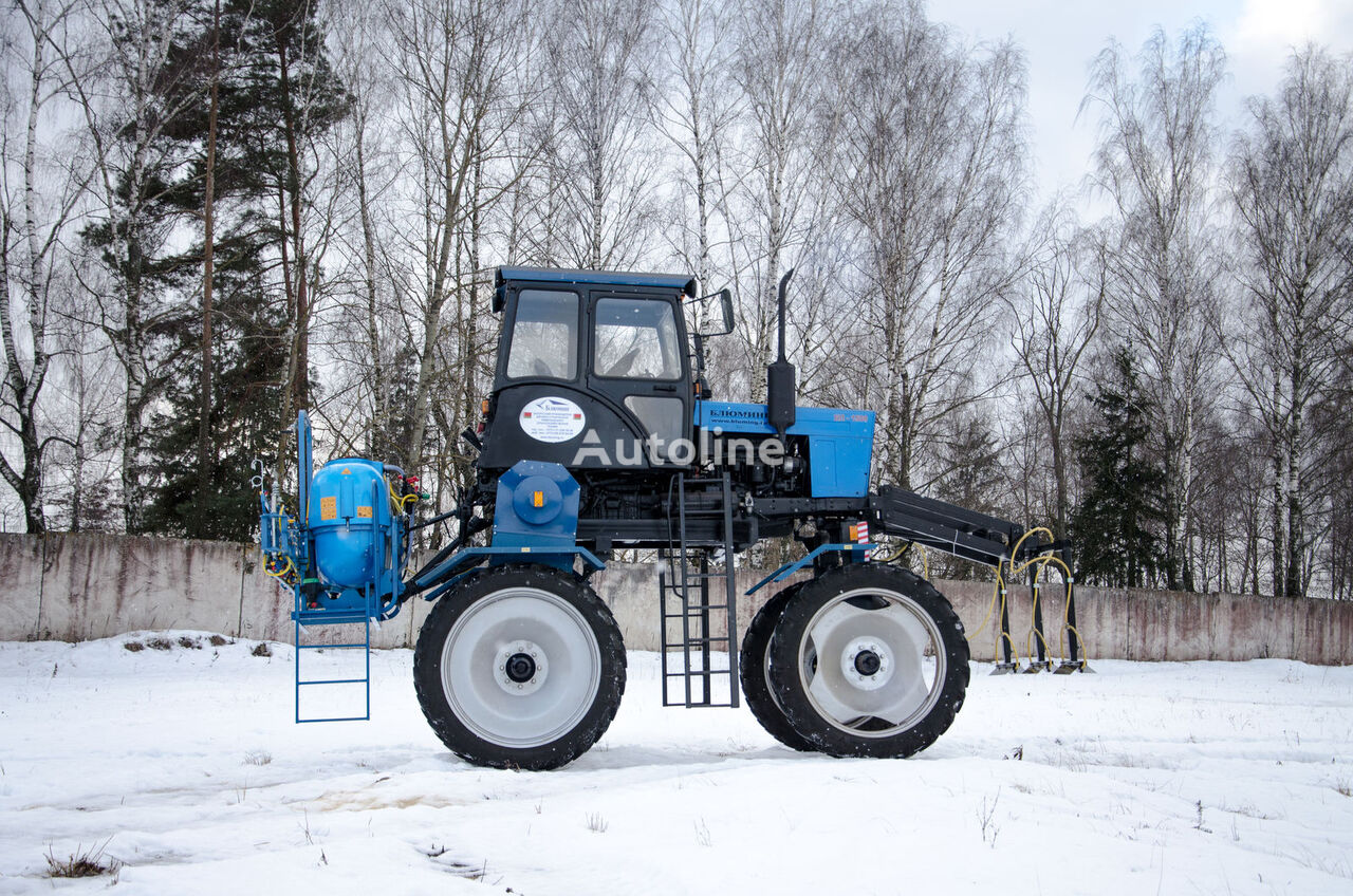 kolový traktor BLUMING BL-1500