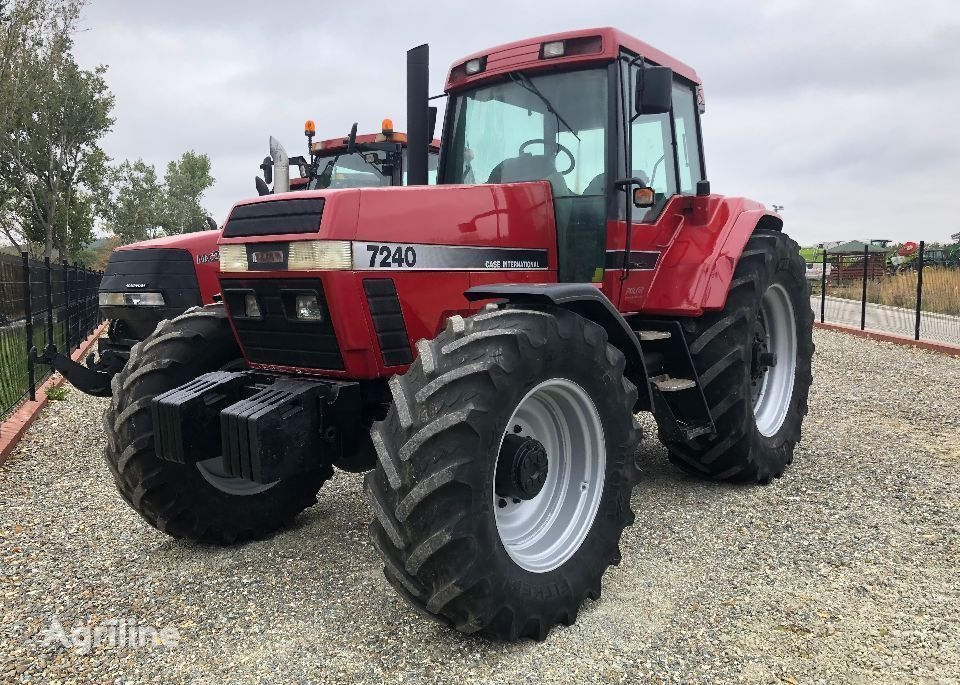 kolový traktor CASE IH 7240