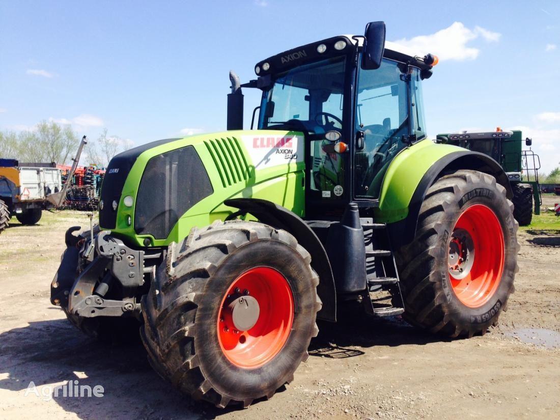 kolový traktor CLAAS AXION 840 CIS