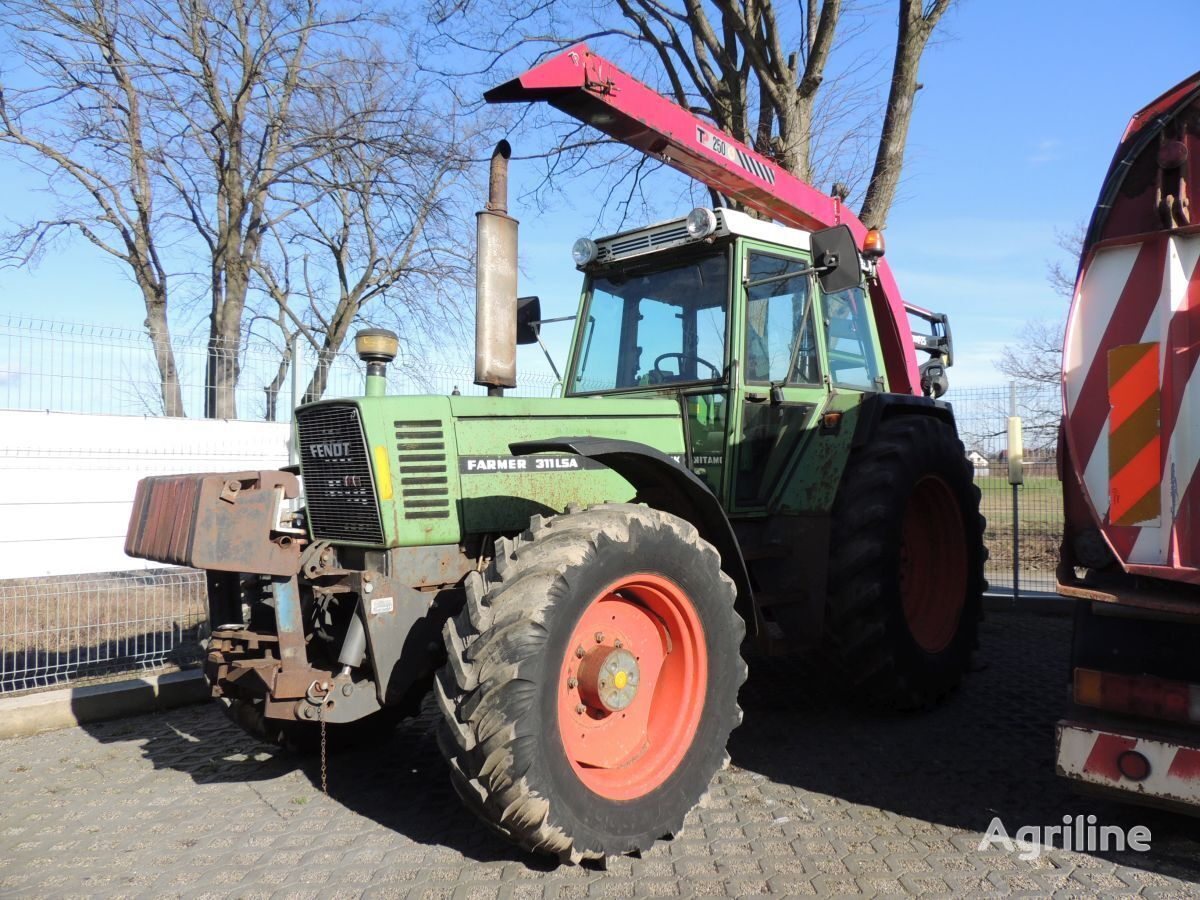 kolový traktor FENDT Farmer 311LSA Turbomatik
