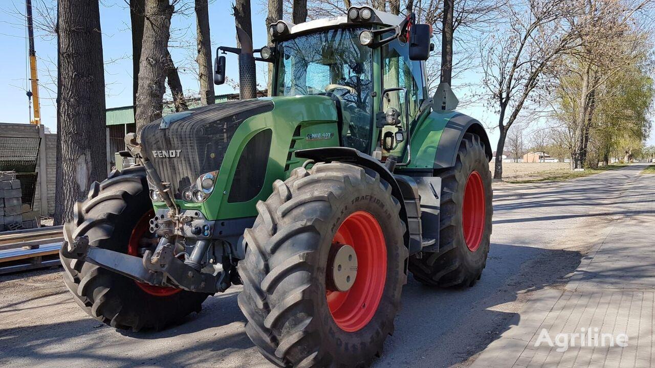 kolový traktor FENDT Vario 927 Profi