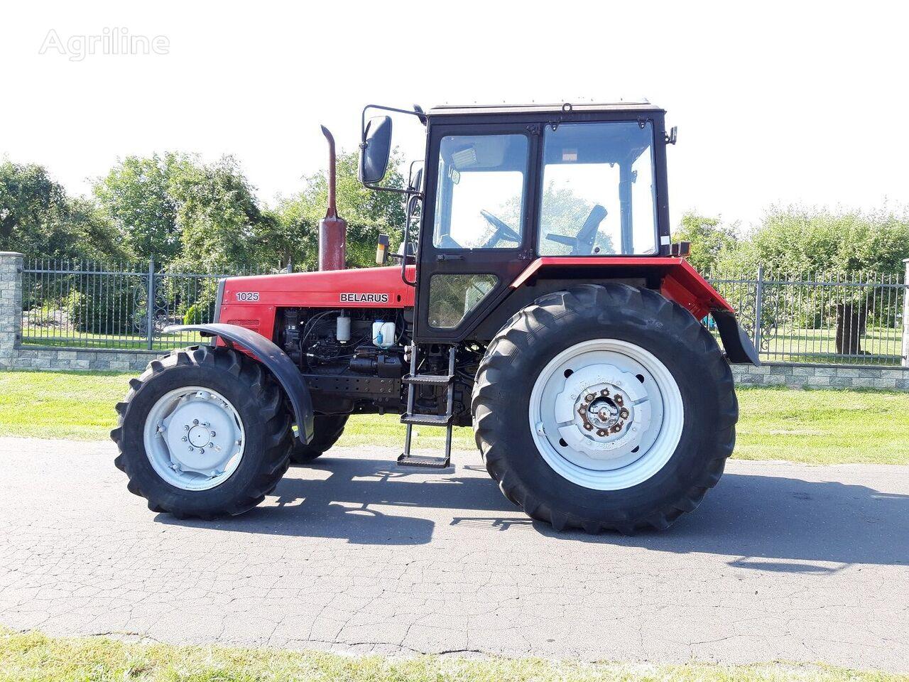 kolový traktor MTZ Belarus 1025