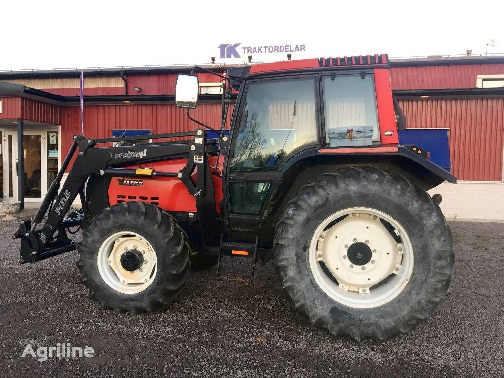 kolový traktor VALMET 6400 pro díly