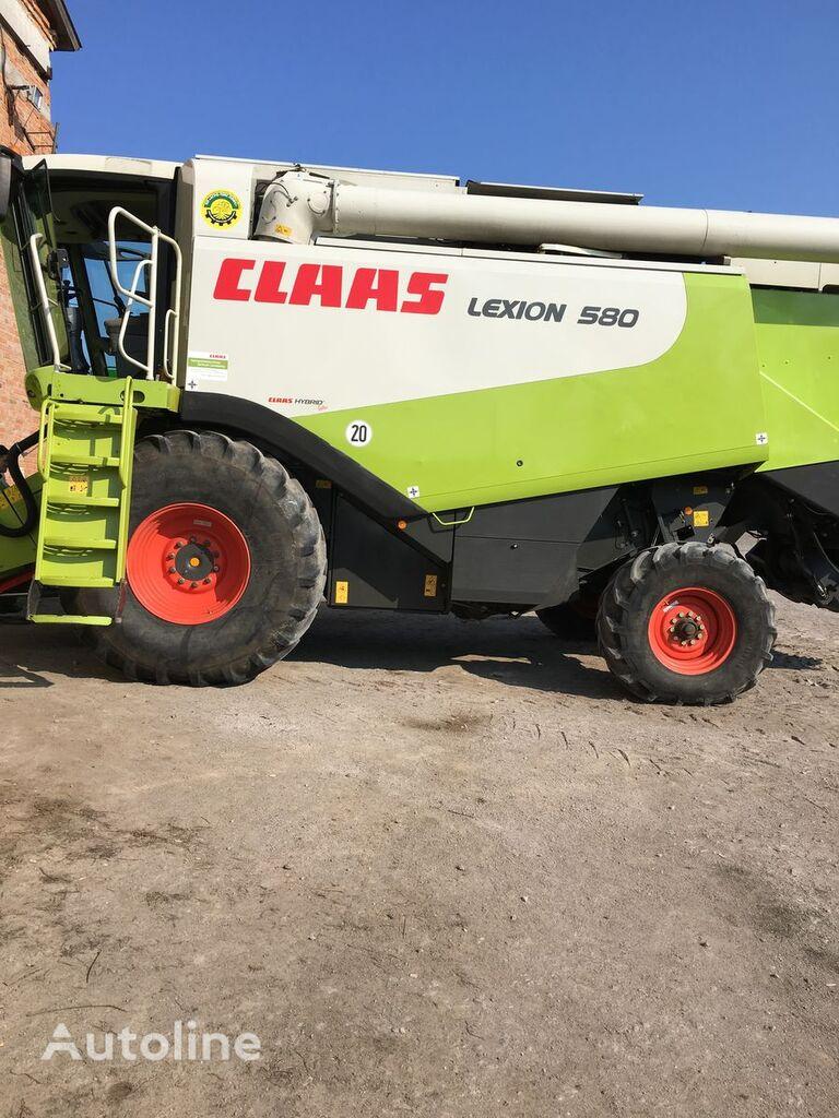 kombajn CLAAS Lexion 580 V nalichii 4 edinicy