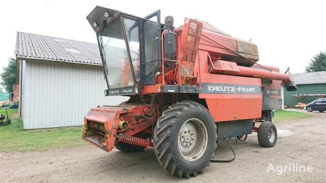 kombajn DEUTZ-FAHR Fahr M2680 sælges i dele/for spareparts pro díly